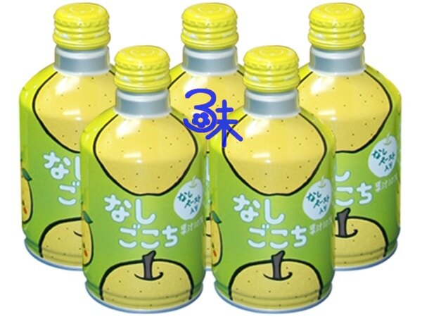 (日本) JA Foods 蜜梨果汁飲料 (水梨飲料) 1組3罐 (275ml *3罐) 特價 165 元 【 4908849195405 】