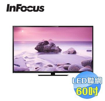 鴻海 INFOCUS 60吋 聯網LED液晶顯示器 XT-60CM802 【送標準安裝】