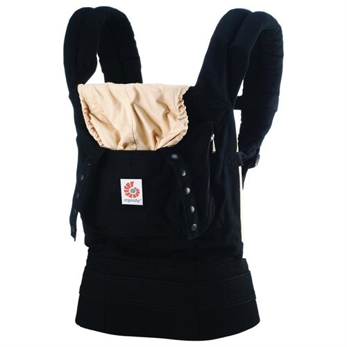 ERGObaby Original Baby Carrier with New Logo 0