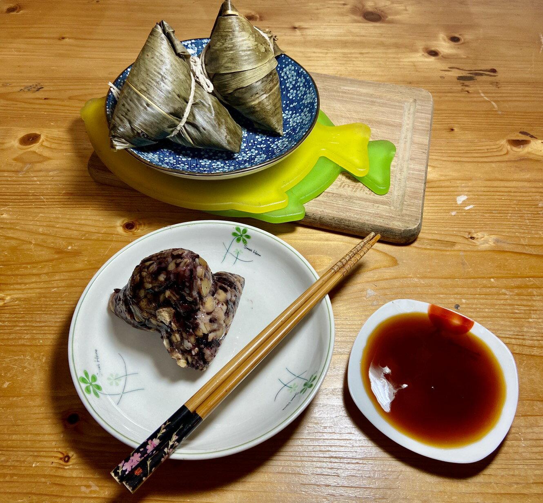 養生五穀粽(5顆裝)