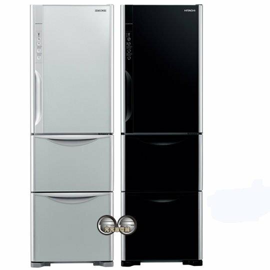 ~缺貨中~【HITACHI日立】325L 三門冰箱RG36WS ~(限區配送安裝)