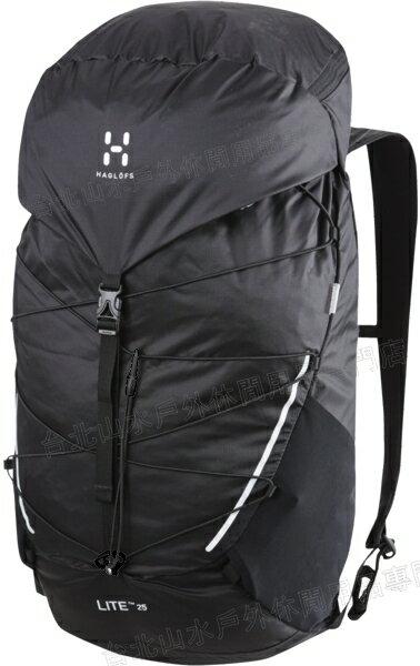 HAGLOFS L.I.M Lite 25 輕量後背包/登山小背包/攻頂包 336410 2C5 黑