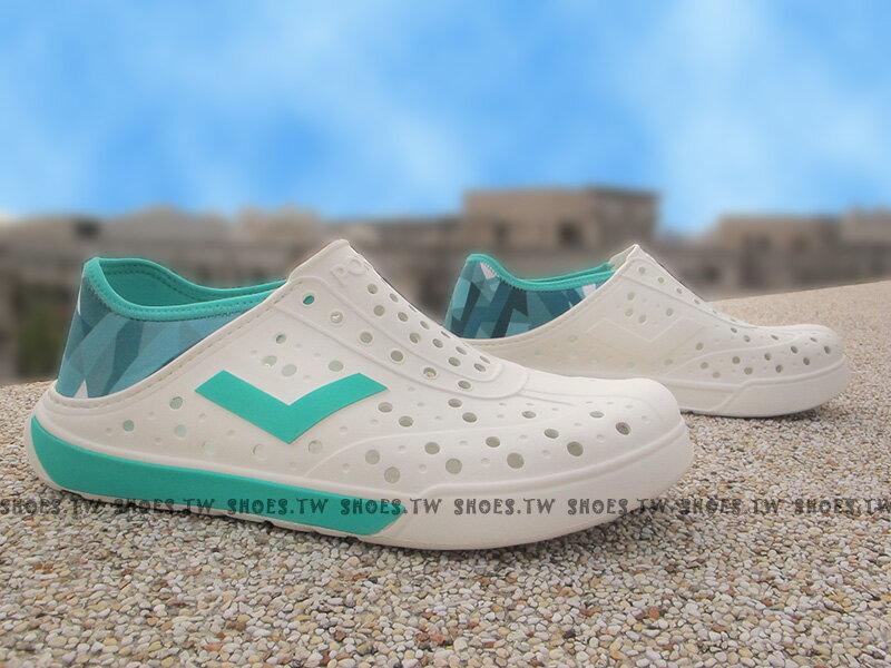 《限時特價79折》Shoestw【62U1SA68CB】PONY 洞洞鞋 可踩跟 新款 懶人拖 白蒂芬綠 迷彩 男女都有