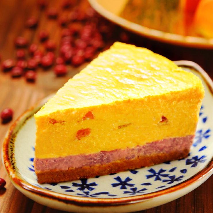 【土匪烘焙事務所】南瓜重乳酪蛋糕 5.5吋(500g+-5%)