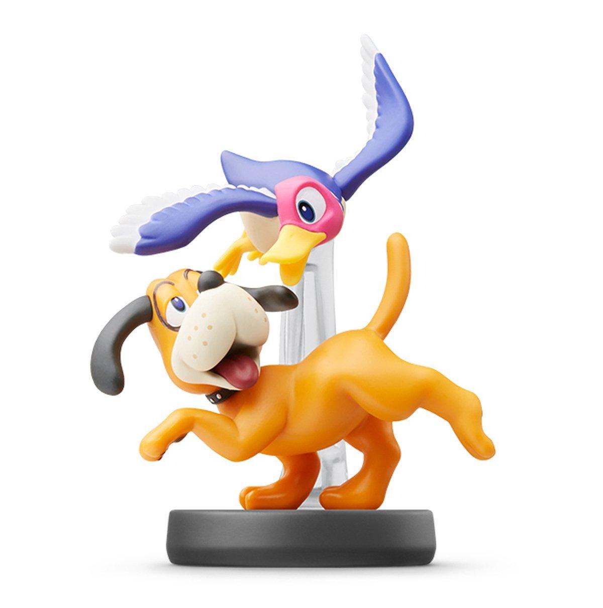 Amiibo 打鴨子 鴨子獵人 任天堂明星大亂鬥 互動 Wii U/New3DS/New3DS LL 公仔