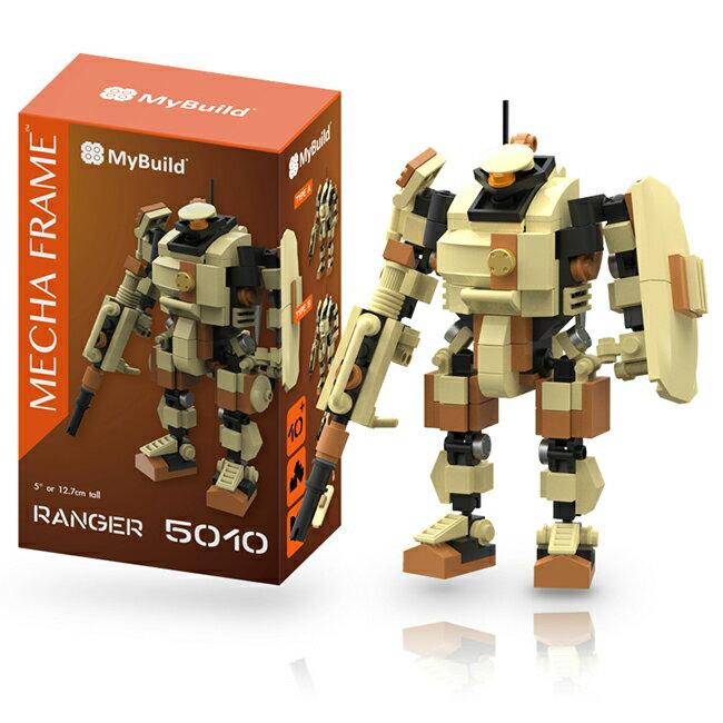 【MyBuild 積木】迷彩機甲科幻系列-遊騎兵 RANGER 5010