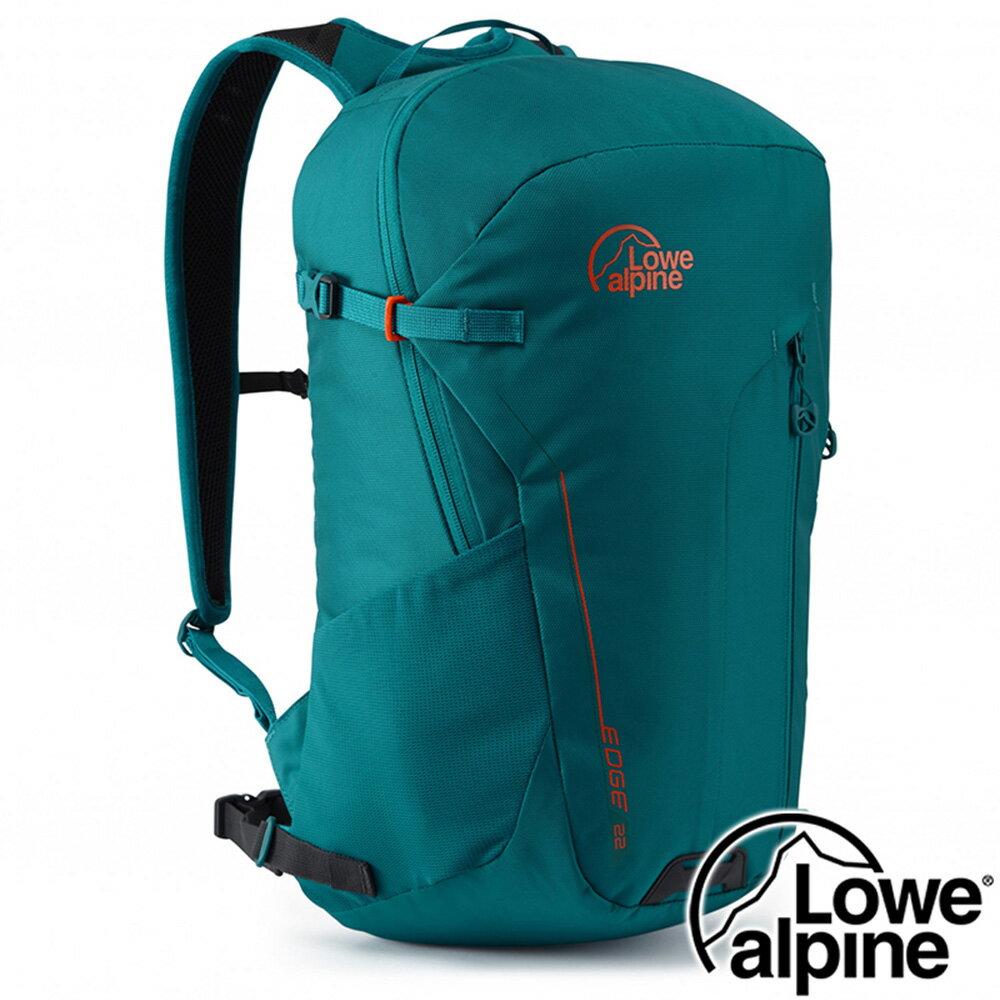 【【蘋果戶外】】Lowe alpine FDP90LB 英國 Edge 22 軍團藍 休閒背包【22L】登山旅行旅遊自助上班上學後背包 休閒背包