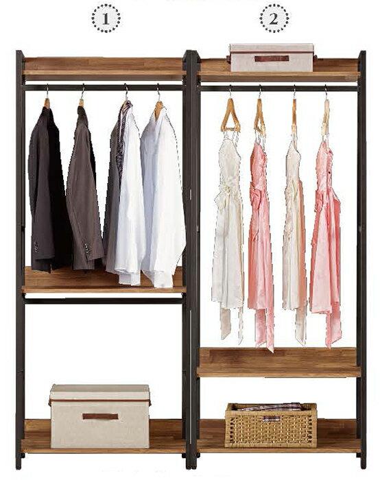 ~尚品傢俱~CM~520~4 漢諾瓦5.2尺 衣櫥^(1 2^)