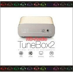 弘達影音多媒體 現貨 象牙白 Nexum TuneBox2 (TB20) 無線音樂盒/音響上網音樂播放器 免運費