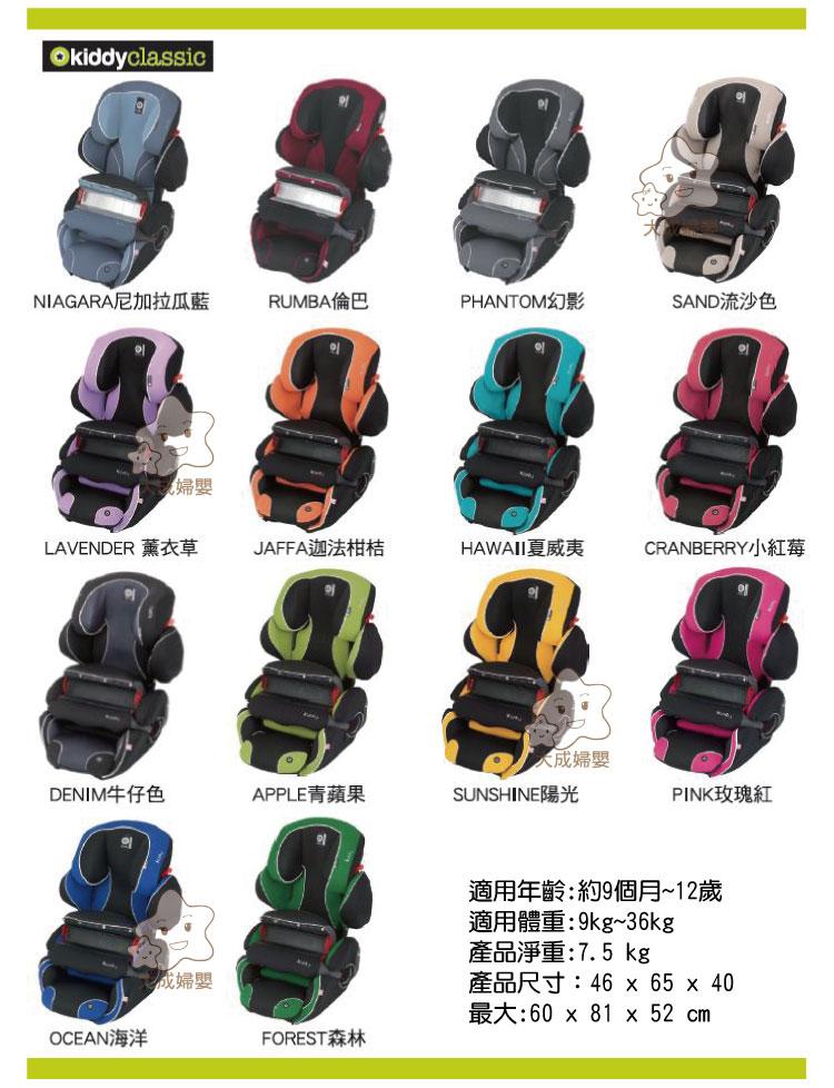 【大成婦嬰】德國 奇帝 Click Guardian Pro 2 可調式安全汽車座椅  (下標前請先詢問) 4