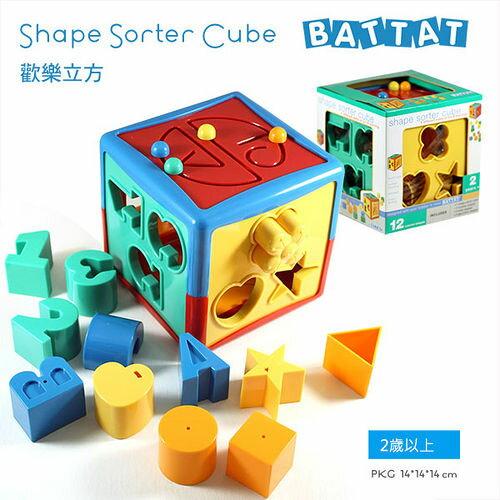 『121婦嬰用品館』B.Toys 歡樂立方 - Battat系列 0