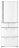 [超級品牌周★點數最高30%] ★贈$2000禮券【HITACHI日立】日本原裝變頻563L。五門電冰箱(RS57HJ) (含運費 / 基本安裝 / 6期0利率) 1