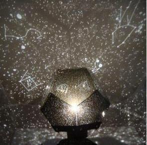 促銷【可插直流電】**大人的科學 第三代 送電源&星座手冊 炫彩四季星空投影儀投影機 天體投射燈 夜燈 星空燈