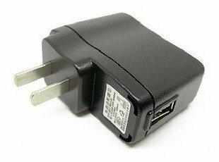 *3C特價**可搭配D2+充電~多功能家用 美規充電頭 USB插頭充電座 市電轉USB DC轉USB 110V轉USB5V1A 手機 MP3 MP3 變壓器