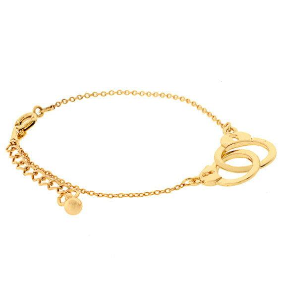 外貿原單飾品 bracelet asos 手銬手鏈  手鏈 B31