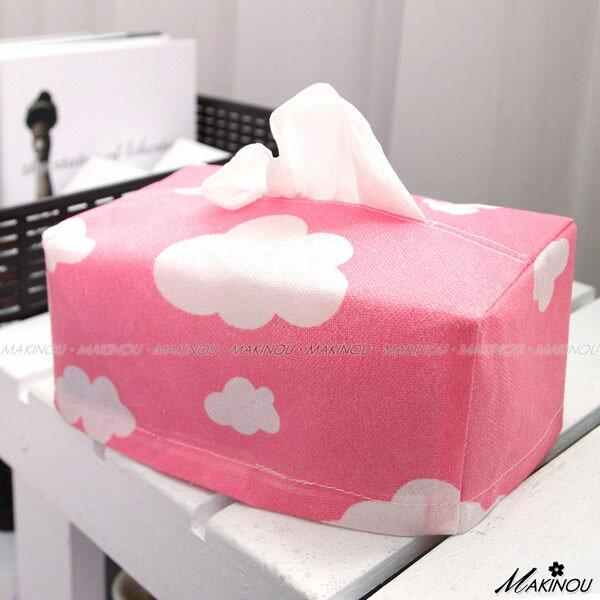 下殺優惠│無紡布面紙盒套(花色隨機)|日本MAKINOU 純手作面紙套 紙巾盒 衛生紙收納盒 面紙抽 MAKINO