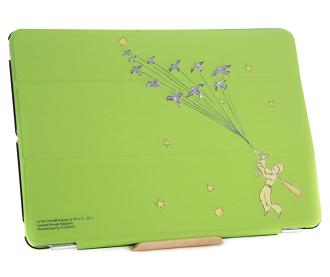 【YOSHI 850】小王子授權系列 - 帶我去旅行《 iPad Mini/Air/Pro 》水晶殼+Smart Cover(磁桿)