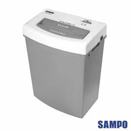 SAMPO 聲寶 專業型 15張短碎狀多功能碎紙機 CB-U13152SL