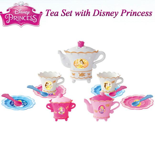【美國Disney迪士尼】迪士尼公主下午茶組 GA74138