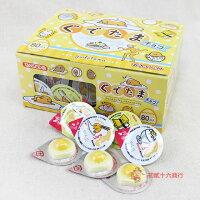 【0216零食會社】日本蛋黃哥造型巧克力(80入)200g