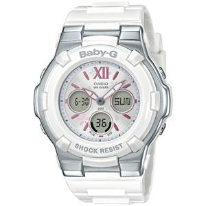 卡西歐BABY-G天使雪櫻款BloomingPastelColors女士手錶BGA110BL7BJF。共2色-日本必買代購日本樂天代購
