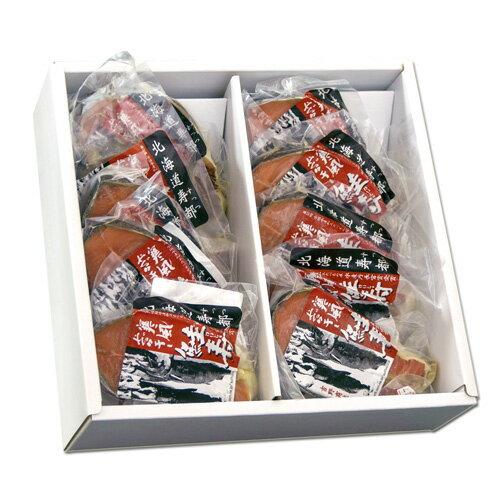 北海道夢幻鮭魚-寒風造り山漬鮭魚輪切10片裝(每片 / 100g) 1