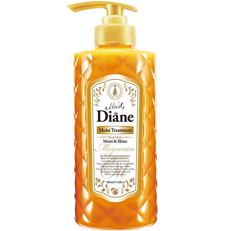 黛絲恩 摩洛哥油保濕修護潤髮乳 500ml