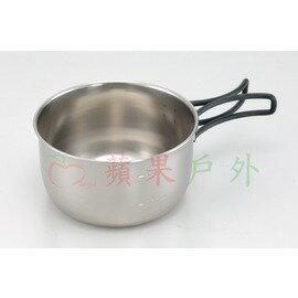 【【蘋果戶外】】文樑 ST-2011-2 不鏽鋼碗 600CC 厚0.6mm 台製不銹鋼個人餐具 個人碗