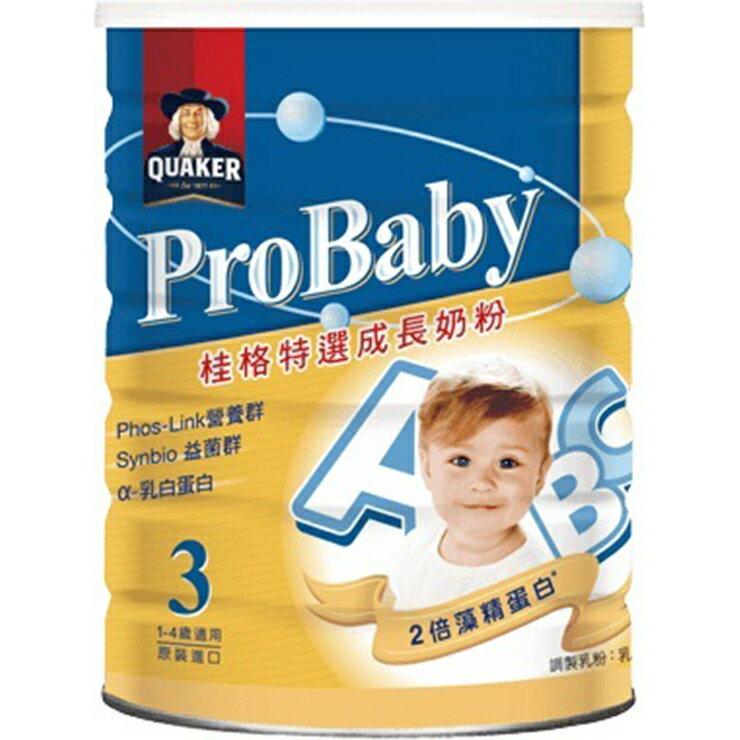 【典安】桂格系列 桂格特選成長奶粉 藻精蛋白配方 1500g/罐 (超取1單限制2罐)