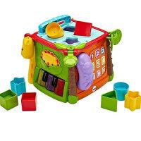 積木玩具推薦到Fisher-Price 費雪 可愛動物積木盒★愛兒麗婦幼用品★就在愛兒麗婦幼用品推薦積木玩具