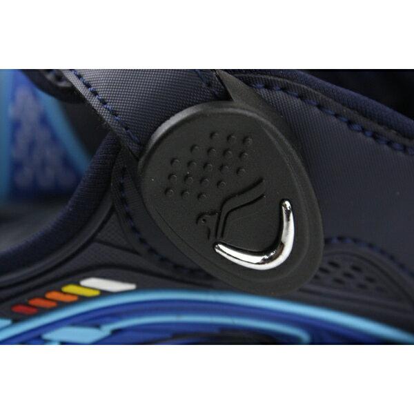 GP (Gold.Pigon) 阿亮代言 涼鞋 防水 雨天 藍色 男鞋 G8655M-20 no953 3