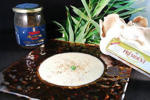 松露蘑菇濃湯