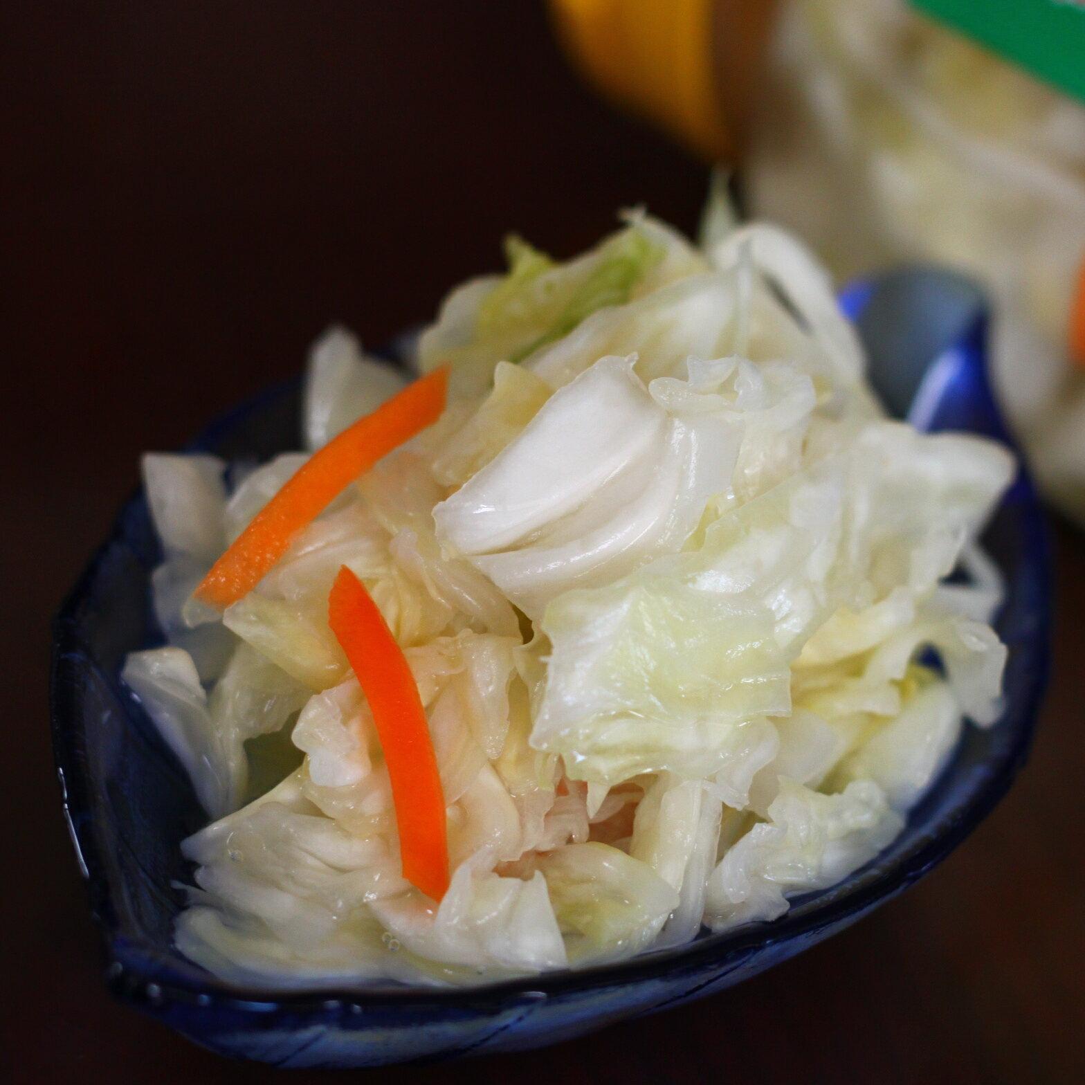 台式泡菜(不辣 素食可)600g