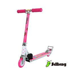 Jdbug Sky Bug滑板車MS101 JD 粉紅色 /城市綠洲(滑步車、單車、腳踏車)