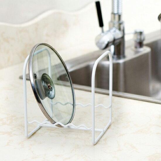 ♚MY COLOR♚鐵藝碟盤收納瀝水架 清潔 衛生 砧板 菜盤 桌面 瀝乾 鏤空 清洗 托盤 置物【L71-2】