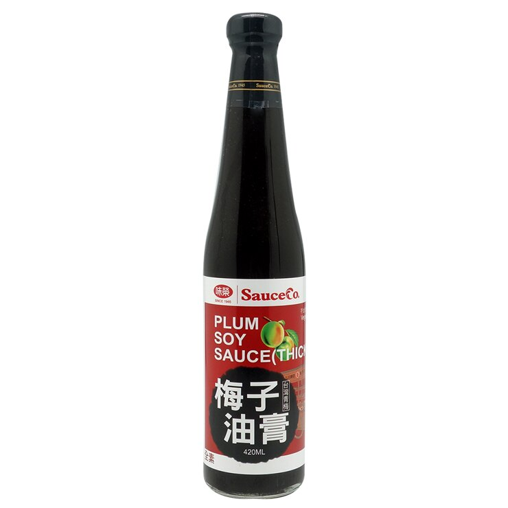 【味榮】醬彩間 梅子油膏420ml - 限時優惠好康折扣