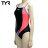 美國TYR女用修身款泳裝Genna Flexback Peach 台灣總代理 - 限時優惠好康折扣