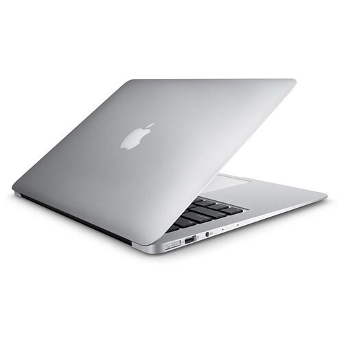 "Apple MacBook Air MJVP2LL/A 11"" LCD Notebook - Intel Core i5 Dual-core (2 Core) 1.60 GHz - 4 GB LPDDR3 - 256 GB SSD - Mac OS X 10.10 Yosemite - 1366 x 768 - Silver - Intel HD Graphics 6000 LPDDR3 - Bluetooth - English Keyboard - Front Camera/Webcam - IEEE 1"