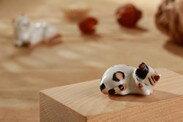 貓5  泰國手工陶瓷  德德韓國進口