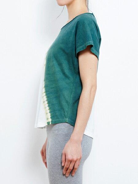 【Bali】100%有機棉IkatT恤 瑜珈服 2