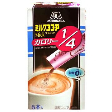 森永牛奶可可減卡沖泡粉 5本入 (50g)