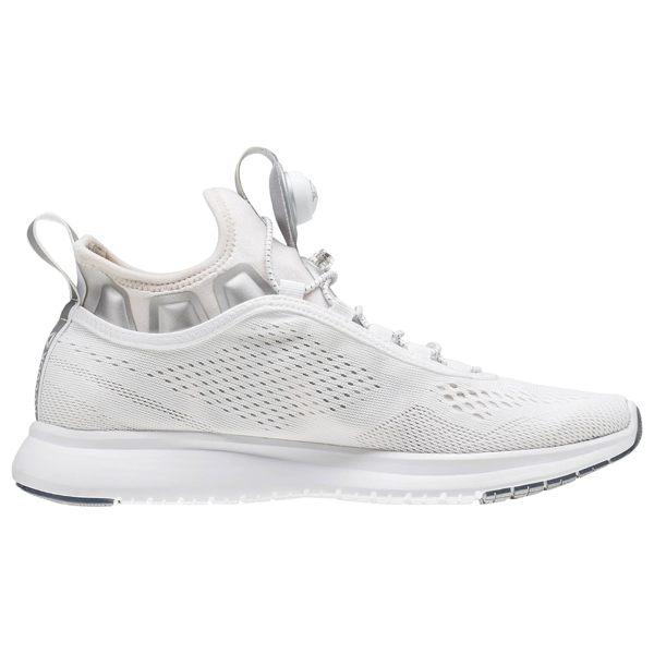 Reebok Pump Plus Tech 女鞋 慢跑 舒適 充氣 緩震 EVA中底 白【運動世界】BD4868