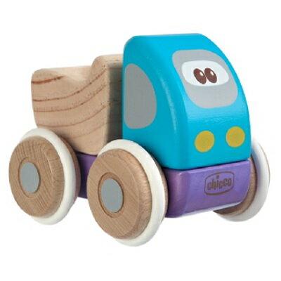 【安琪兒】義大利【Chicco】木製卡車-12m+ - 限時優惠好康折扣