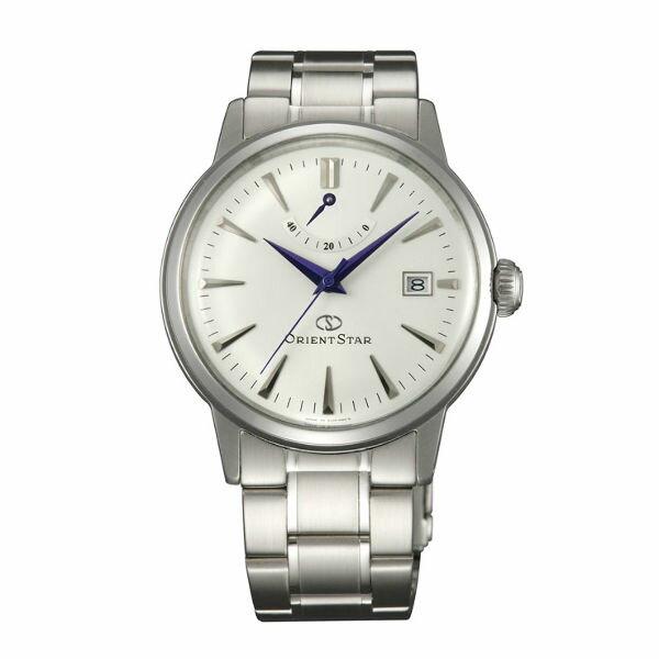 Orient東方之星CLASSIC系列(SEL05003W)動力儲存機械錶/白面39mm
