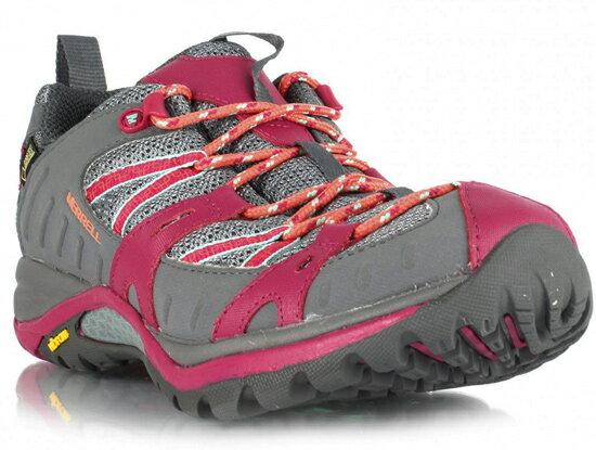 【【蘋果戶外】】Merrell J32840 『零碼鞋』女款 Siren Sport Gore-Tex GTX 多功能登山鞋 郊山鞋 健走慢跑鞋 黃金大底運動鞋 ML32840