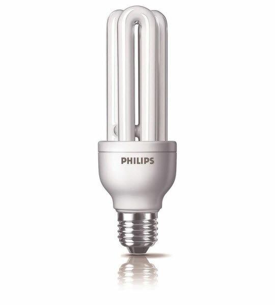 飛利浦3U省電燈泡18W白光 - 限時優惠好康折扣
