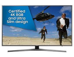 升汶家电批发:SAMSUNG 三星 55吋平面电视 4K UA55MU6400