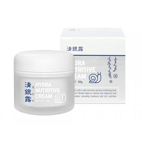 韓國 清銀露 蝸牛精華彈潤滋養修護霜(50g)【小三美日】◢D400286