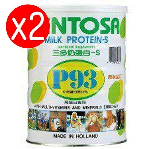 德芳保健藥妝:【滿2600再打88折】三多奶蛋白S-P93500g*2罐特惠組【德芳保健藥妝】