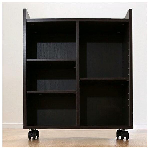 ◎系統桌 TRIPLO 119 DBR 複合式系統書桌櫃組 NITORI宜得利家居 8